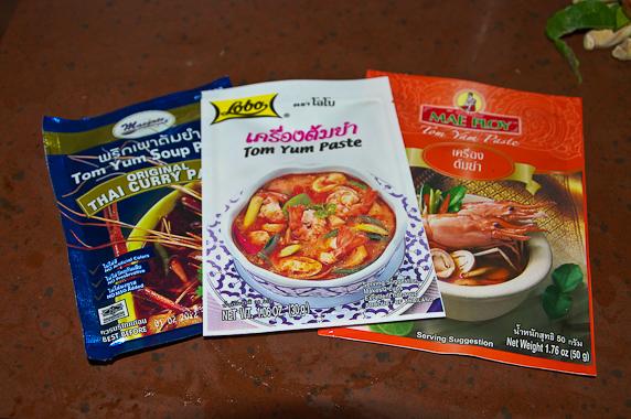 рецепт рыбного супа том ям
