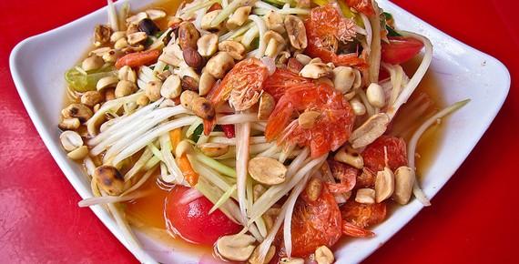 Рецепты из папайи салаты