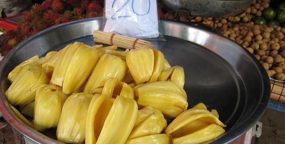 Джекфрут: самый большой фрукт в мире
