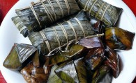 Као Дом: Клейкий рис в банановом листе