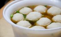 Тайские мясные и рыбные шарики