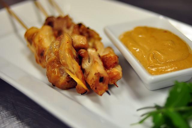 тайские шашлычки из курицы рецепт