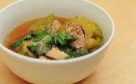 Суп из горькой дыни