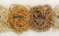 Тайская пшеничная лапша: виды, фото, рецепты