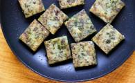Луковые пирожки — Каном Гуй Чай (ขนมกุ่ยช่าย)