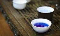 Синий Тайский Чай — Нам Док Анчан (น้ำดอกอัญชัน)