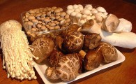 Азиатские грибы