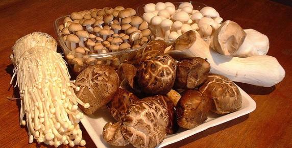 как приготовить китайские древесные грибы в пачке