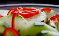 Тайский салат из огурцов Ям Тэн (Yum Taeng)