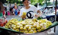 Тайские маринованные фрукты