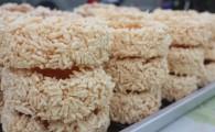 Крекеры из воздушного риса Као Тэн (ข้าวแต๋น)