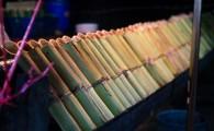 Рис в бамбуке Као Лам