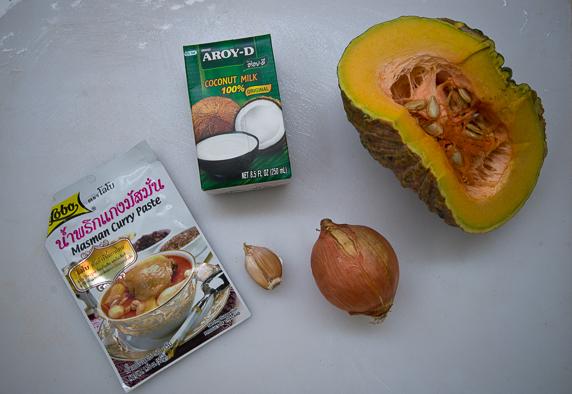 суп из тыквы с кокосовым молоком рецепты