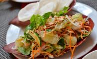 Ям Сом О — Тайский салат из помело