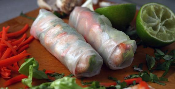 рецепт тайский спринг ролла в картинках