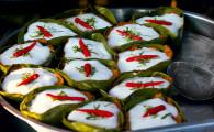 Хо Мок Плаа — нежное рыбное суфле в корзинках из ..