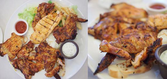 Курица по-тайски с куркумой